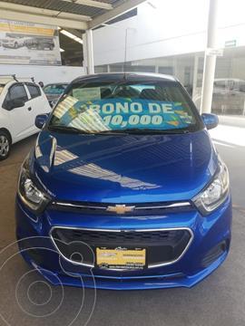 Chevrolet Beat Hatchback LTZ usado (2020) color Negro precio $189,000