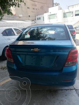 Chevrolet Beat Hatchback LT Sedan usado (2020) color Azul precio $160,000