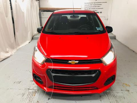 Chevrolet Beat Hatchback LT usado (2020) color Rojo precio $184,900