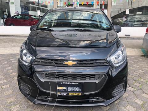Chevrolet Beat Hatchback LT usado (2019) color Negro precio $155,000