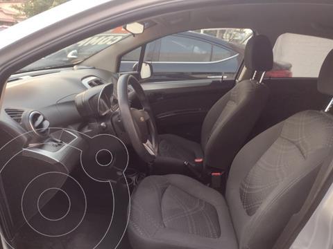 Chevrolet Beat Hatchback LT Sedan usado (2018) color Plata Dorado precio $149,000