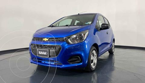 Chevrolet Beat Hatchback LS Sedan usado (2018) color Azul precio $162,999