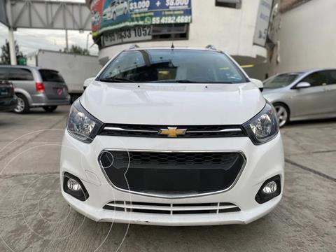 Chevrolet Beat Hatchback LTZ usado (2018) color Blanco precio $165,000