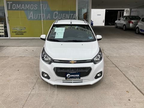 Chevrolet Beat Hatchback LTZ usado (2019) color Blanco precio $185,000