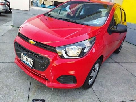 Chevrolet Beat Hatchback LS usado (2018) color Rojo precio $127,000