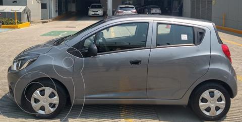 Chevrolet Beat Hatchback LT usado (2020) color Gris financiado en mensualidades(enganche $42,753 mensualidades desde $4,973)