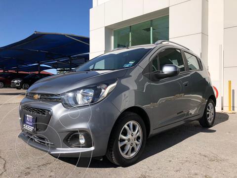 Chevrolet Beat Hatchback LT usado (2018) color Gris precio $155,000