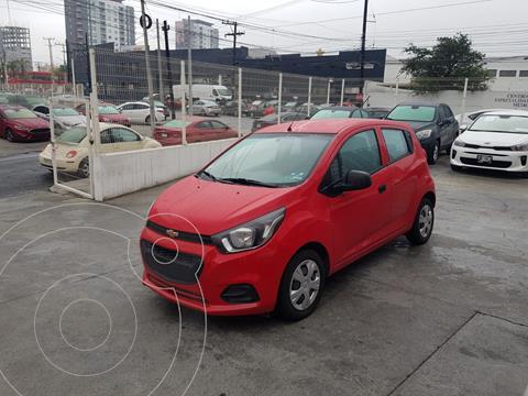Chevrolet Beat Hatchback LT usado (2020) color Rojo precio $170,000