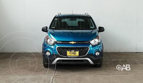 Chevrolet Beat Hatchback LS usado (2020) color Azul Marino precio $198,000