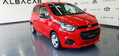 Chevrolet Beat Hatchback LT usado (2020) color Rojo precio $189,900