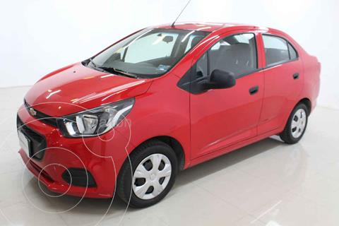 Chevrolet Beat Hatchback Version usado (2020) color Rojo precio $179,000
