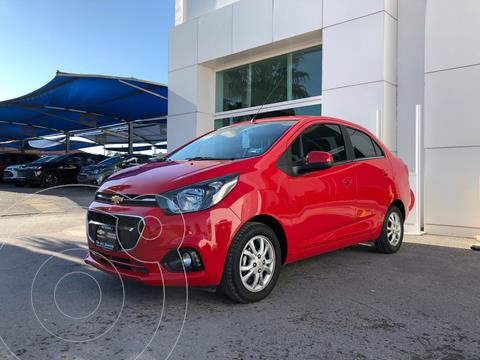 Chevrolet Beat Hatchback LTZ Sedan usado (2020) color Rojo precio $180,000