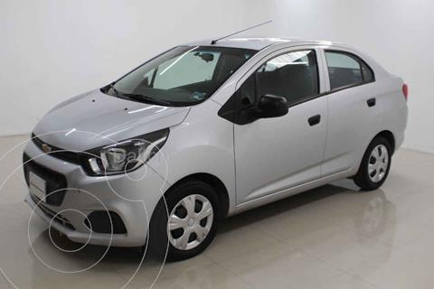 Chevrolet Beat Hatchback Version usado (2020) color Plata precio $179,000