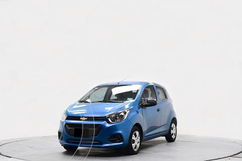Chevrolet Beat Hatchback LT usado (2020) color Azul precio $186,700