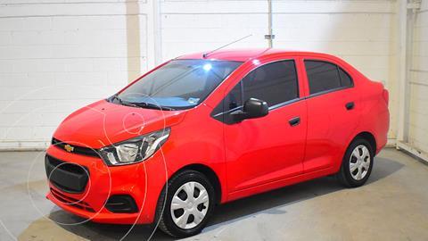 Chevrolet Beat Hatchback LT Sedan usado (2019) color Rojo precio $145,000