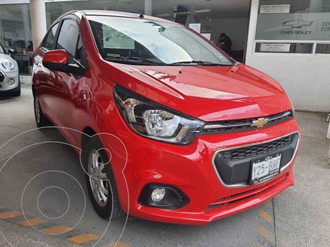 Chevrolet Beat Hatchback Version usado (2020) color Rojo precio $219,000