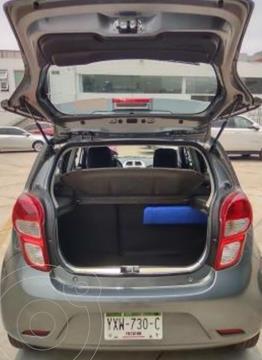 Chevrolet Beat Hatchback LTZ usado (2020) color Gris Oscuro precio $195,800