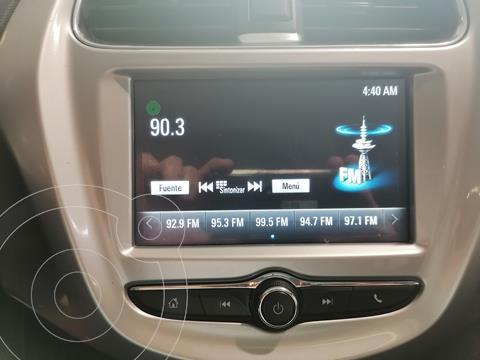 Chevrolet Beat Hatchback LTZ Sedan usado (2020) color Plata Dorado precio $199,000