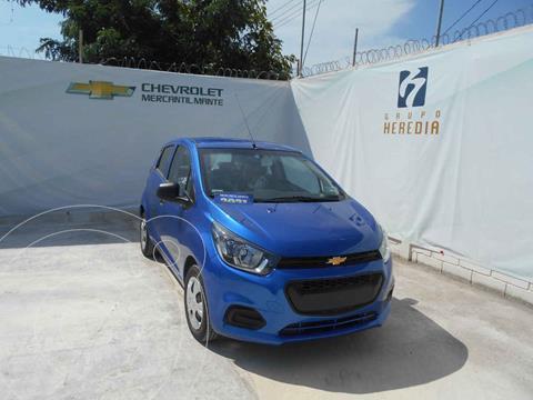 OfertaChevrolet Beat Hatchback LT nuevo color Azul precio $196,200