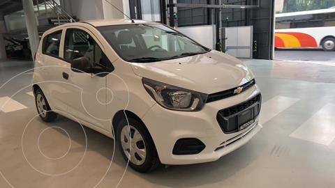 Chevrolet Beat Hatchback LT usado (2019) color Blanco precio $145,000