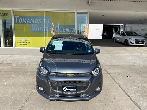 Chevrolet Beat Hatchback LTZ usado (2020) color Gris precio $230,000