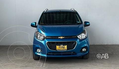 Chevrolet Beat Hatchback LTZ usado (2018) color Azul Petroleo precio $196,000