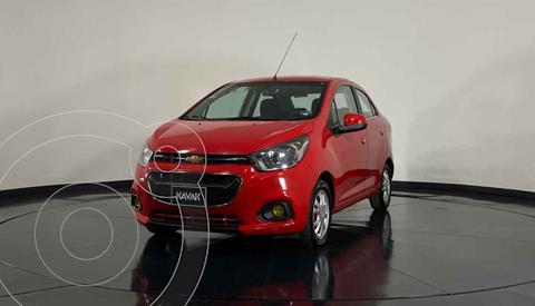 Chevrolet Beat Hatchback Version usado (2020) color Rojo precio $216,999