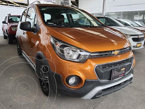 Chevrolet Beat Hatchback Active usado (2021) color Naranja precio $178,000