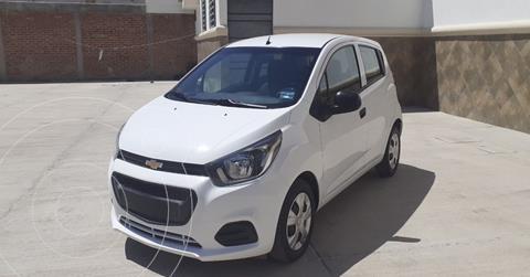 Chevrolet Beat Hatchback LT usado (2020) color Blanco precio $139,900
