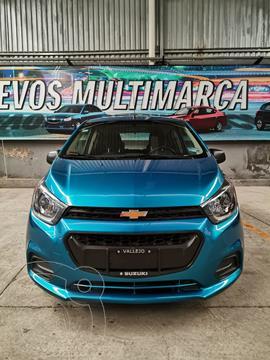 Chevrolet Beat Hatchback LT usado (2019) color Azul precio $148,000