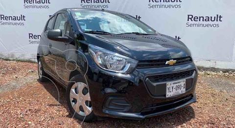 Chevrolet Beat Hatchback LT usado (2020) color Negro precio $180,000