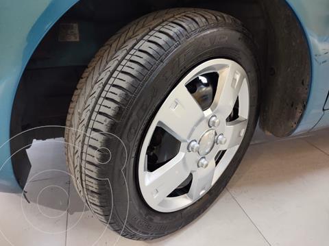 Chevrolet Beat Hatchback LS usado (2020) color Azul Acero precio $164,900