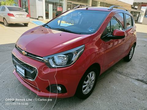 Chevrolet Beat Hatchback LTZ usado (2018) color Rojo precio $155,000