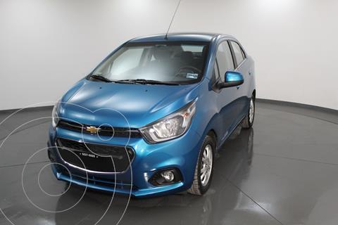 Chevrolet Beat Hatchback LTZ Sedan usado (2020) color Azul precio $185,000