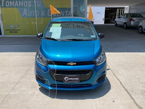 Chevrolet Beat Hatchback LT usado (2019) color Azul precio $169,000