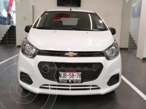 Chevrolet Beat Hatchback LT usado (2019) color Blanco precio $149,000