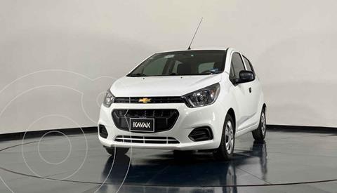 Chevrolet Beat Hatchback LT Sedan usado (2018) color Blanco precio $154,999