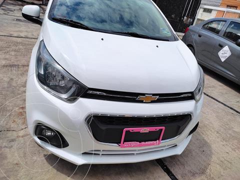 Chevrolet Beat Hatchback LTZ usado (2018) color Blanco precio $163,000