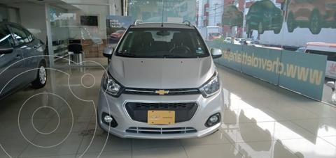 Chevrolet Beat Hatchback LTZ usado (2019) color Plata Dorado precio $180,000