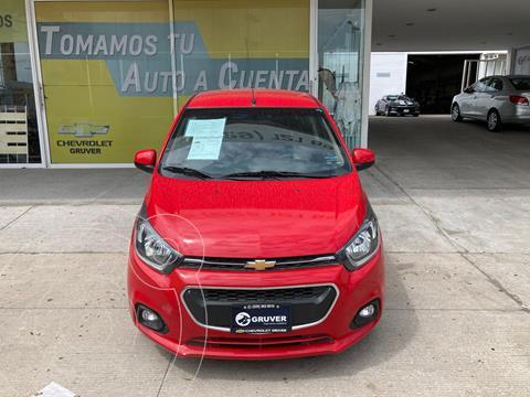 Chevrolet Beat Hatchback LTZ Sedan usado (2018) color Rojo precio $179,000