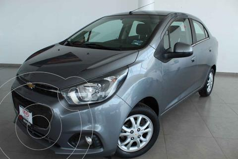 Chevrolet Beat Hatchback LTZ Sedan usado (2018) color Gris precio $160,000