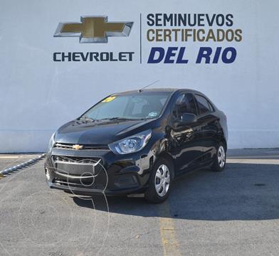 Chevrolet Beat Hatchback LT usado (2020) color Negro precio $209,000