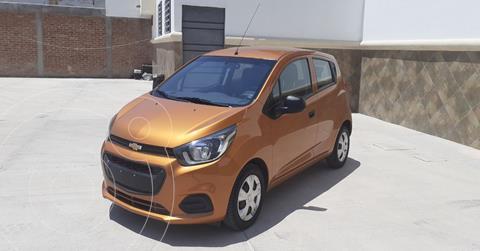 Chevrolet Beat Hatchback LT usado (2020) color Naranja precio $142,900