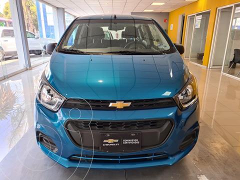 Chevrolet Beat Hatchback LT usado (2020) color Azul Acero precio $172,900