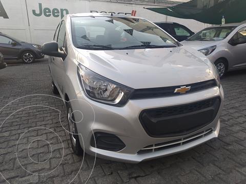 Chevrolet Beat Hatchback LT usado (2020) color Plata Dorado precio $195,000