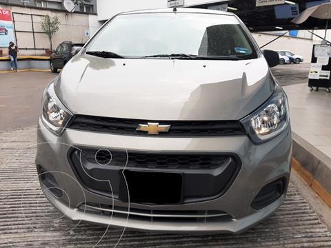 Chevrolet Beat Hatchback LT usado (2018) color Gris precio $129,000