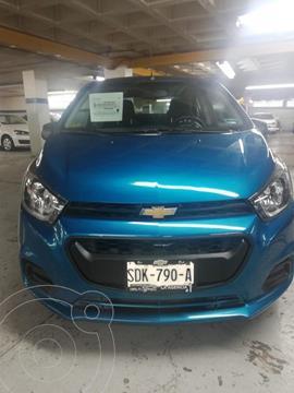 Chevrolet Beat Hatchback LT Sedan usado (2020) color Azul precio $184,000