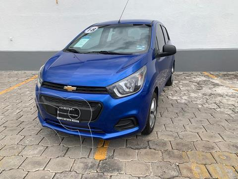 Chevrolet Beat Hatchback LS usado (2018) color Azul Denim precio $129,900