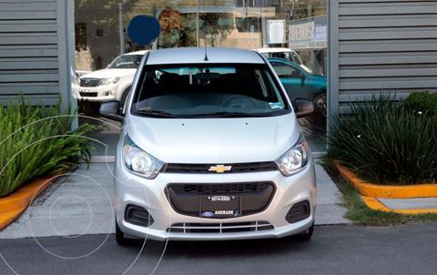 Chevrolet Beat Hatchback LT usado (2018) color Plata Dorado precio $142,900