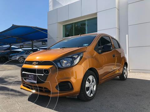 Chevrolet Beat Hatchback LT usado (2018) color Ocre precio $130,000
